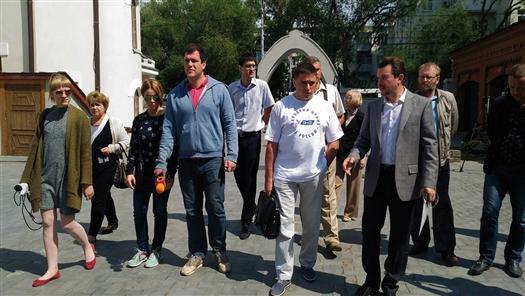 Инициатива ОНФ по ремонту особняка Курлиной получила поддержку