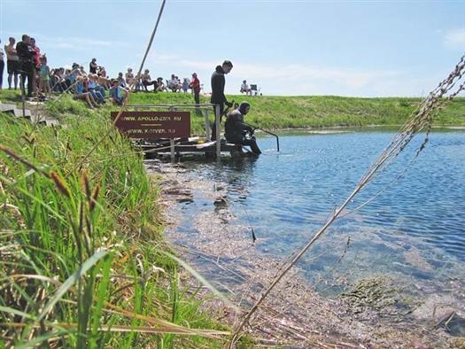 рыбалка в сергиевском тульской области