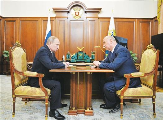 Президент поддержал инициативы губернатора
