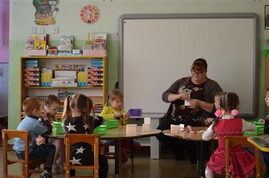 """Детский сад """"Теремок"""" открывает мир творчества"""