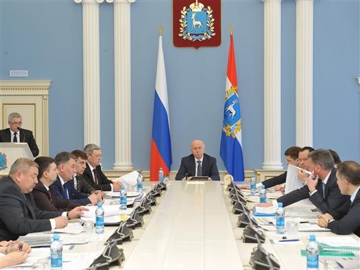 Бюджет программы подготовки к ЧМ-2018 в Самаре сократили на 3,8 млрд рублей