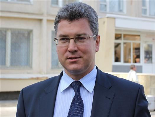 Виктор Кудряшов назначен врио первого заместителя председателя правительства Самарской области