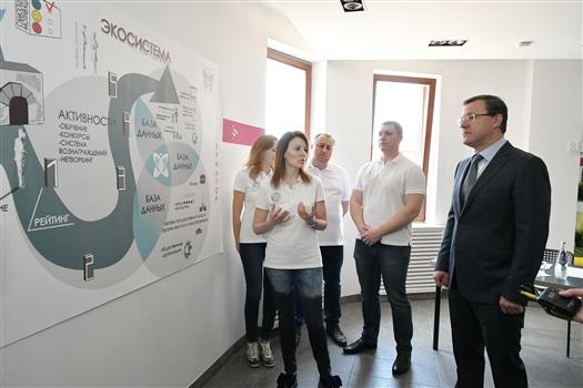 В регионе разрабатывается единая платформа по развитию кадрового потенциала