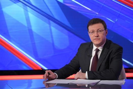 """Дмитрий Азаров ответит на вопросы в эфире канала """"Россия 24"""""""