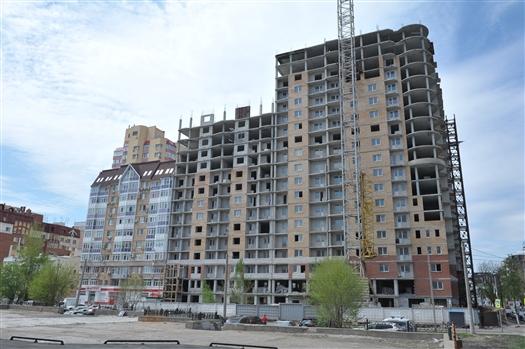 К концу лета проблемному дому на Вилоновской/Самарской усилят конструкции и подведут инженерные сети