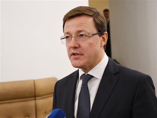 """Дмитрий Азаров: """"В регионе не реализован потенциал по переработке зерна"""""""