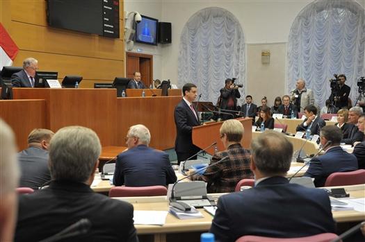 Кандидатам в депутаты губдумы не нужно будет предоставлять справку о судимости
