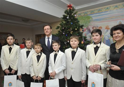 Глава региона встретился с православными организациями