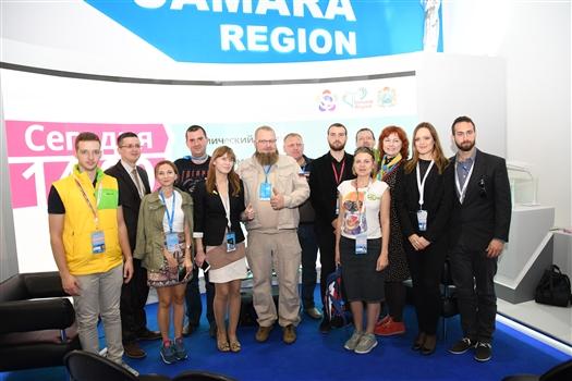 Александр Лазаренко рассказал участникам ВФМС-2017 о космическом туризме