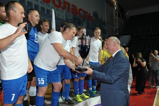Кубок судейского сообщества по мини-футболу отправляется в Нижний Новгород