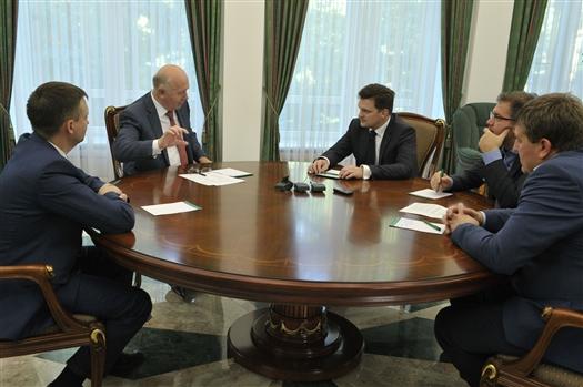 """Николай Меркушкин: """"Услуги связи необходимы, прежде всего, в сельской местности"""""""