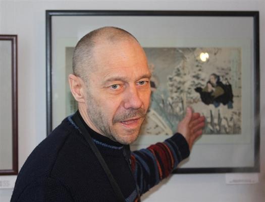Коллекционер Олег Малахов рассказал, как собирал гравюры, представленные на выставке в Худмузее
