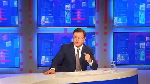 """Дмитрий Азаров: """"Стратегию развития региона можно разрабатывать, только основываясь на мнении жителей"""""""