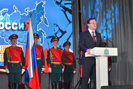 """Дмитрий Азаров: """"Государство делает все, чтобы мы гордились своей армией"""""""