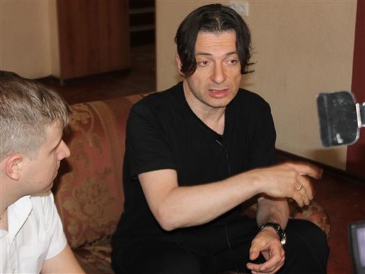 """Вадим Самойлов: """"Я сильно обеспокоен здоровьем своего брата"""""""