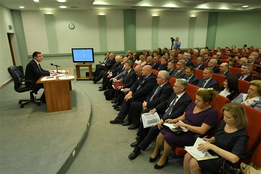 В Самарской области подвели итоги сельскохозяйственного года