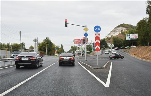 Красноглинское шоссе отремонтировано на 98%
