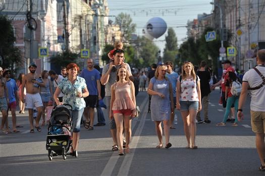 По ул. Куйбышева пройдут грандиозные карнавальные шествия