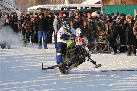 Под Тольятти прошел 13-й фестиваль Snow Dogs