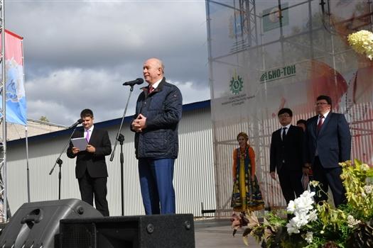 """Николай Меркушкин: """"Урожайность 30 ца/га еще пять-шесть лет назад считалась фантастикой"""""""