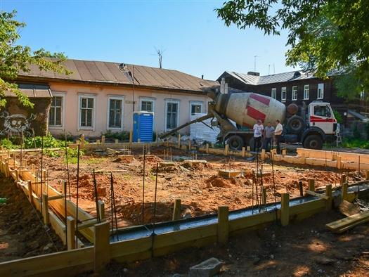 В августе в поселке Шмидта заработает ФАП