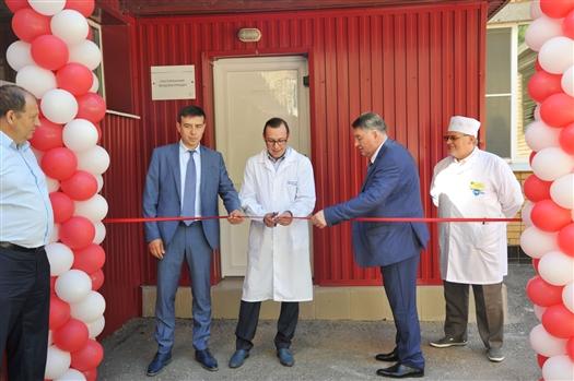 Новое отделение стерилизации в больнице Середавина поможет обеспечить инфекционную безопасность