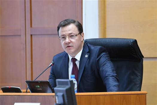 """Дмитрий Азаров: """"Новый председатель губернской думы должен быть консолидирующей фигурой"""""""