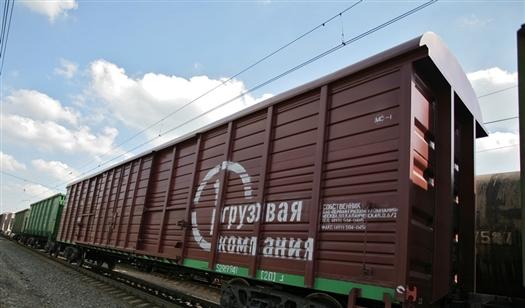 Самарский филиал ПГК нарастил погрузку вкрытых вагонах