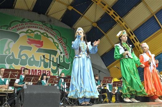 В парке Гагарина отпразднуют Сабантуй
