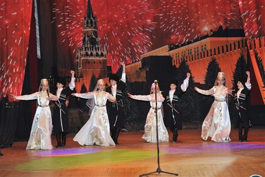 В ДК Железнодорожников состоялся концерт, посвященный 70-летию Победы