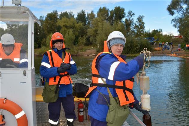 """Руководство АО """"Транснефть - Приволга"""" приняло участие в рабочем совещании по вопросам экологии в Самарской области"""