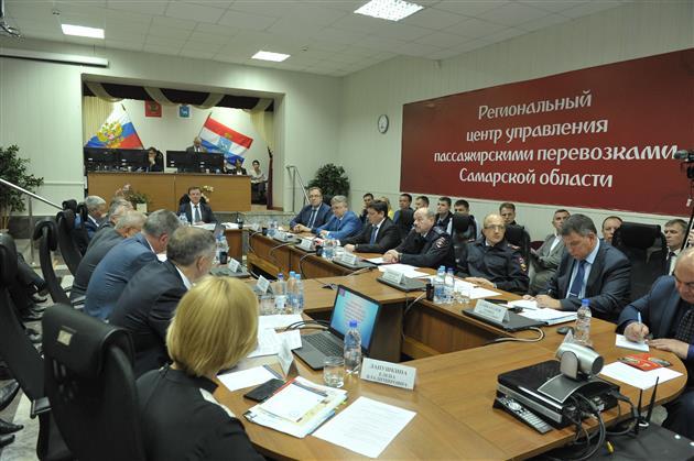 Дмитрий Азаров провел совещание повопросам транспортного обеспечения ЧМ-2018