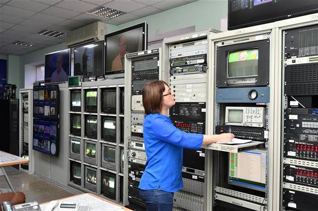 Правительство допустило поэтапное отключение аналогового телевещания