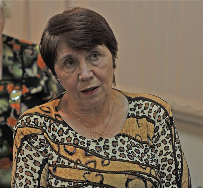 Вера Романюк