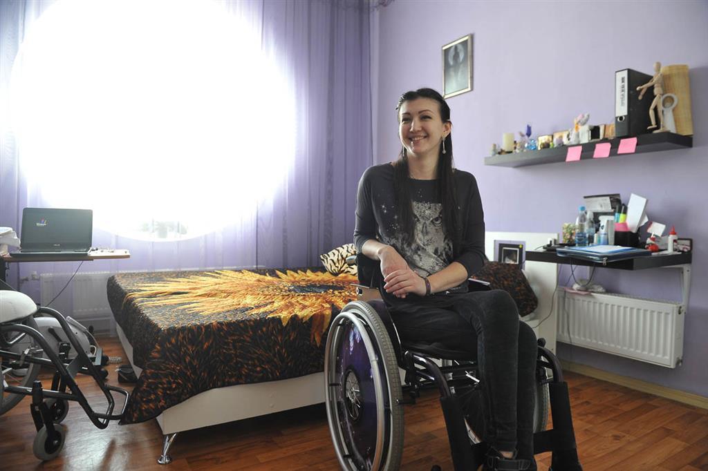 Жизнь инвалидов в пансионате частный пансионат для пожилых в спб