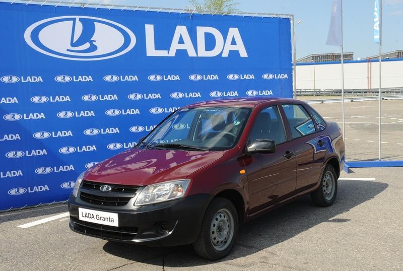 Сборка Lada Granta на ИжАвто начнется в 2013 году