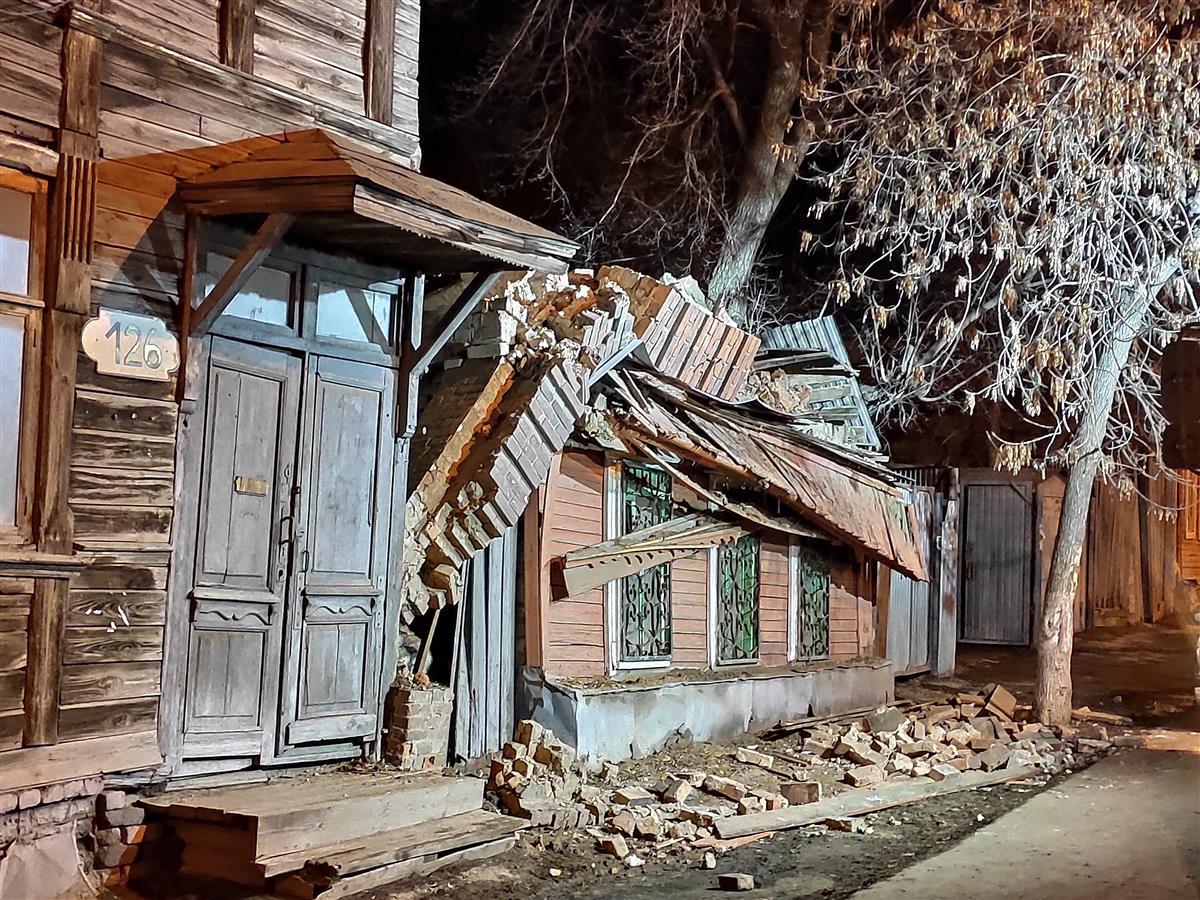 В Российской Федерации  вжилом доме прогремел мощнейший  взрыв