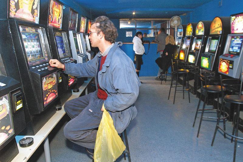 снова открылись автоматы игровые