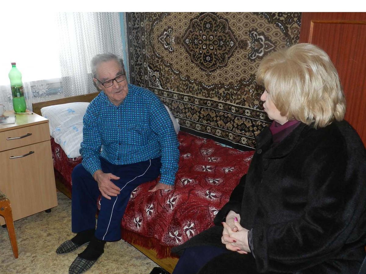 Пансионат для пожилых и инвалидов государственный дом престарелых одинцово