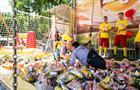 Lay's организует футбольный праздник на самарской набережной