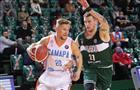"""Баскетболисты """"Самары"""" обыграли """"Руну"""" - 85:82"""