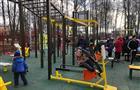 Воркаут-площадка открылась в Ардатовском районе
