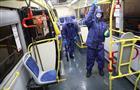 Минтранс и Роспотребнадзор проверили, как организована дезинфекция нижегородских автобусов