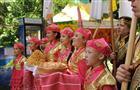 Татары области вспомнили народные традиции на очередном Сабантуе