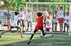 В губернии стартовало «Лето с футбольным мячом»