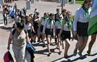"""В Самаре впервые прошел областной форум активных школьников """"Диалог на равных"""""""
