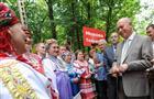 Глава региона отметил Мастораву в Безенчукском районе