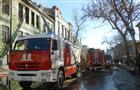 Пожар в здании бывшего реального училища в Самаре локализован