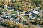 Строительство колеса обозрения в парке Гагарина может начаться осенью 2015 года