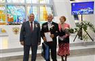 """В Самаре самым крепким супружеским парам вручили медали """"За любовь и верность"""""""